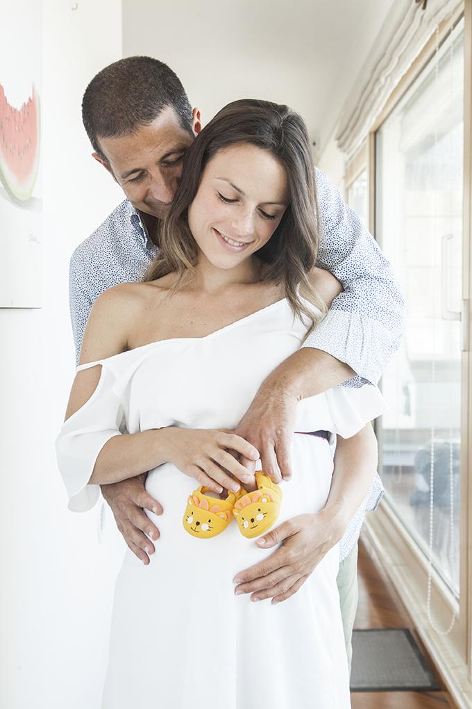 foto di gravidanza