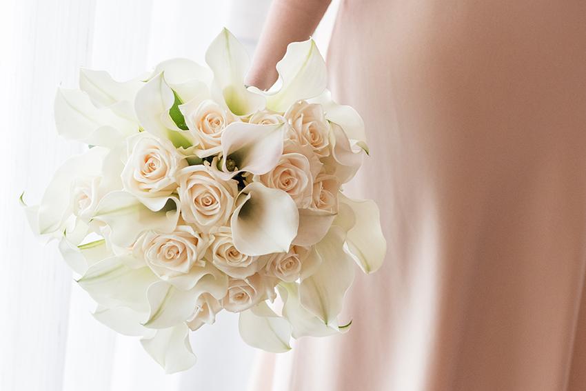 Bouquet Sposa Rose E Calle.Il Bouquet Da Sposa Classico O Alternativo Doppio Scatto