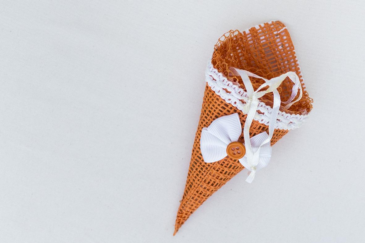 coni-portariso-chiusi-fai-da-te-juta-arancione