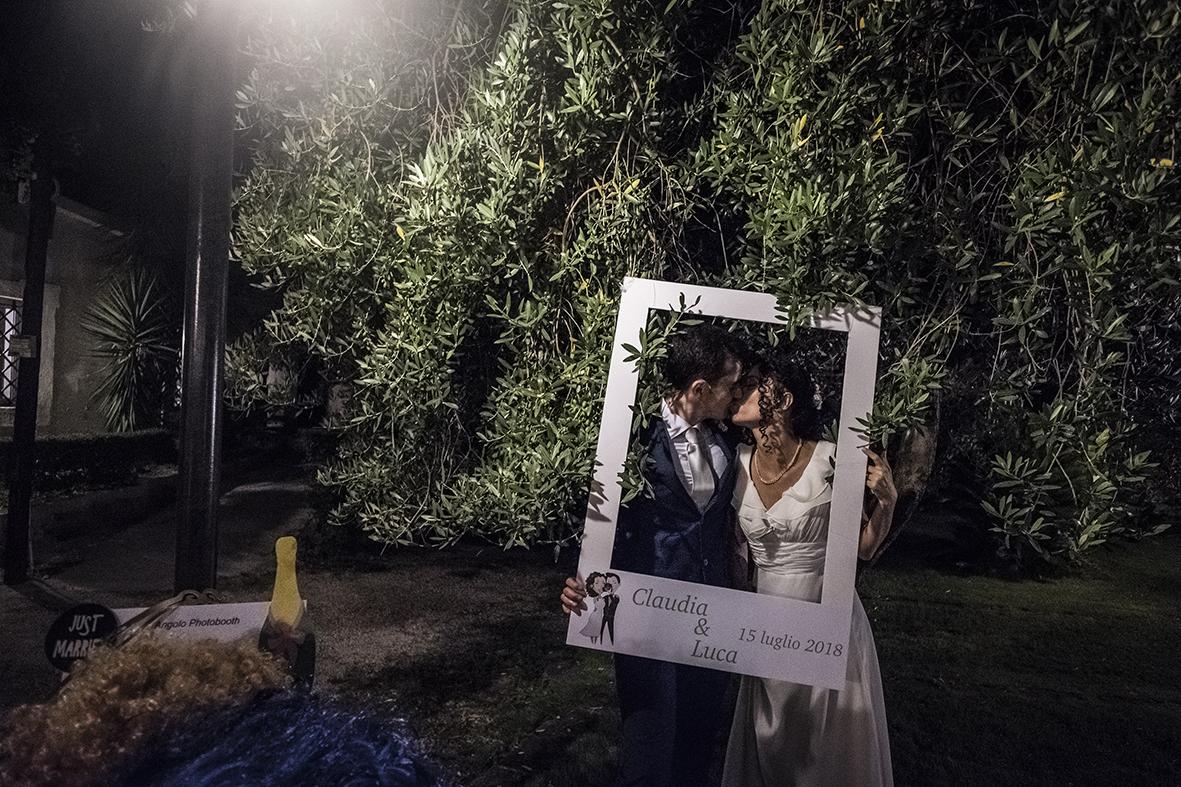 Come coinvolgere gli ospiti al matrimonio: il photo booth fai da te