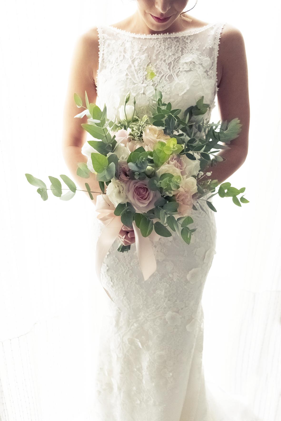 post produzione foto di matrimonio effetto vintage