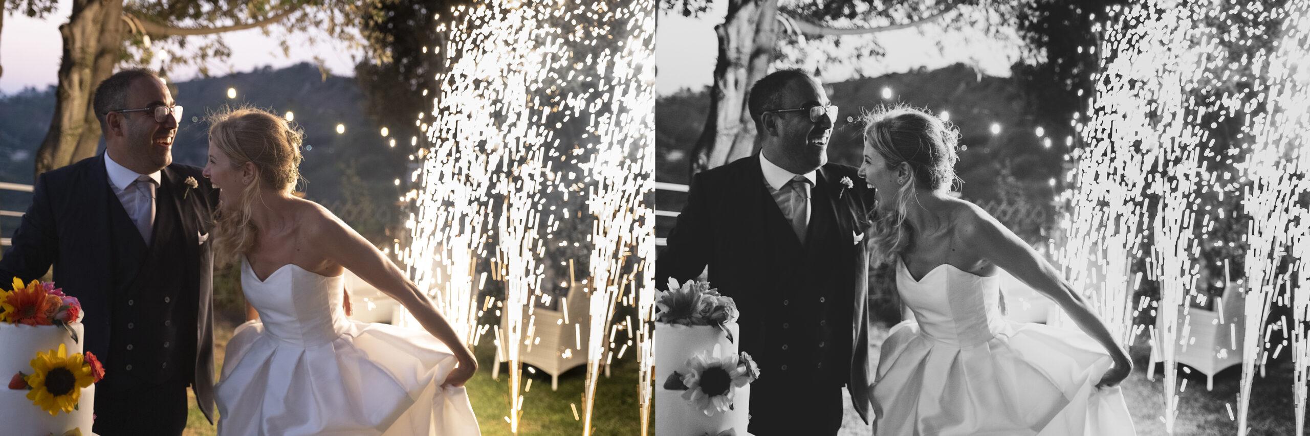 La post produzione nelle foto di matrimonio, 5 spunti per capirla