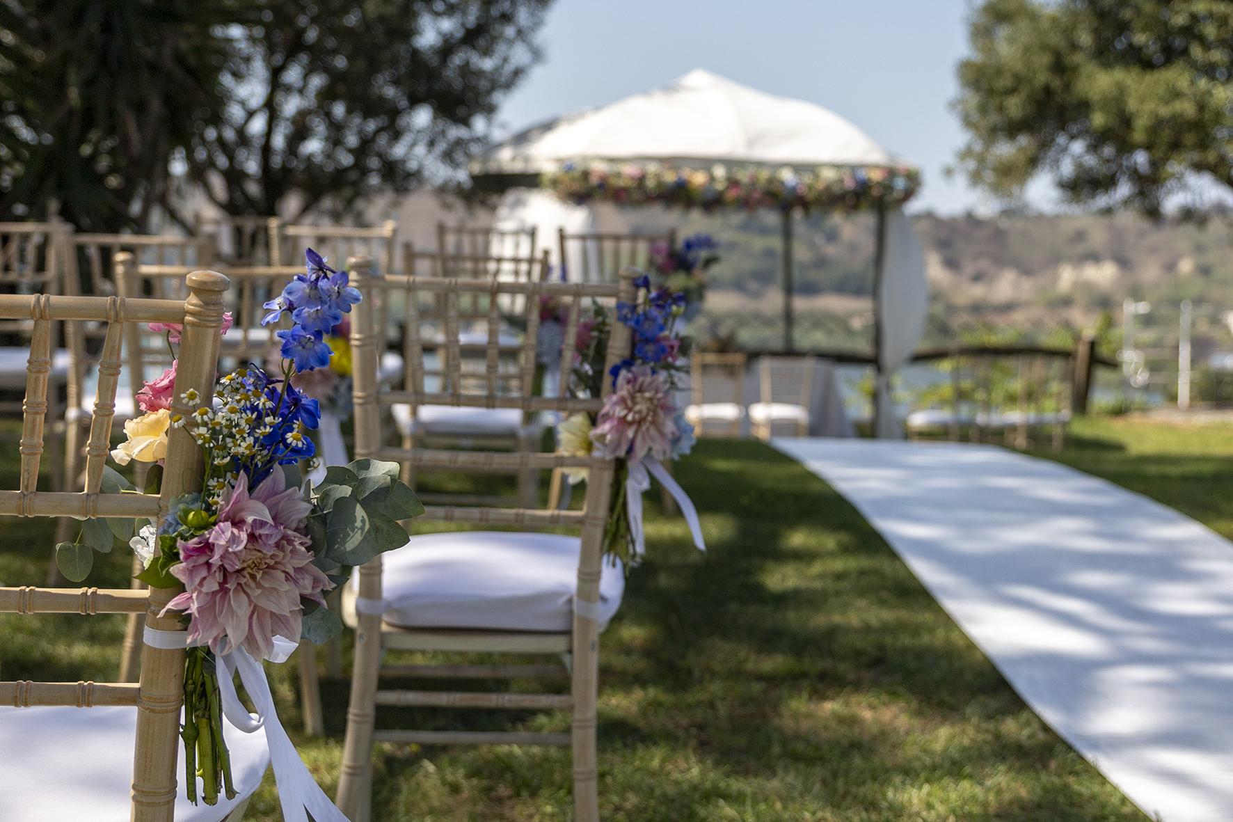 Matrimonio green,10 idee all'insegna della sostenibilità ambientale
