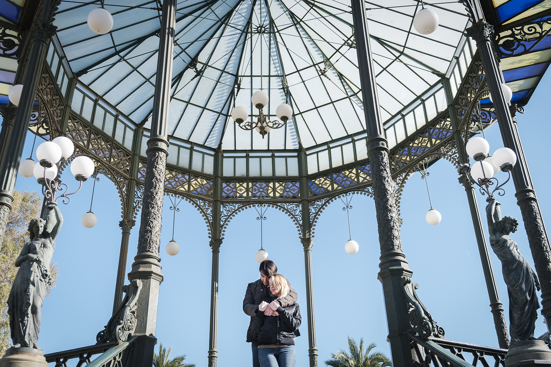 Servizio fotografico prematrimoniale: le foto di coppia per rilassarsi