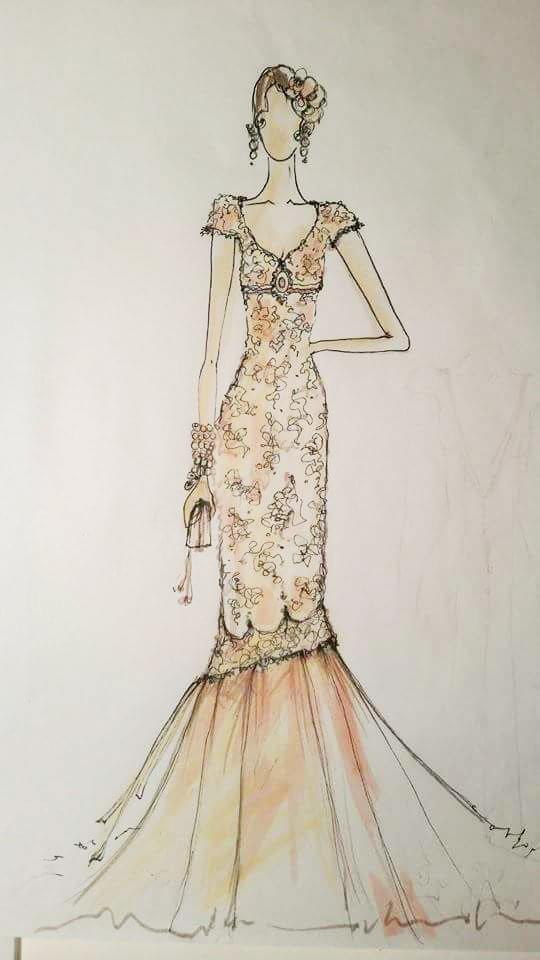 abito da sposa su misura daisy and co